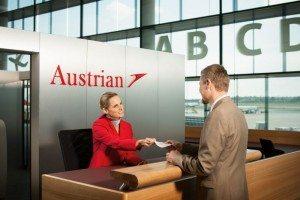 Austrian Ticket Counter