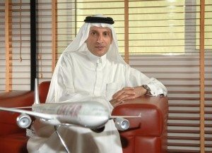 Qatar Airways Chief Executive Officer Akbar Al Baker