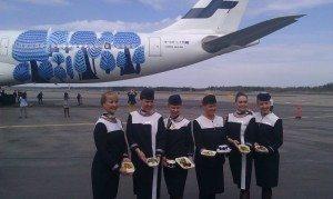 Finnair_Marimekko_stewardesy