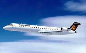 Lufthansa Foto CRJ