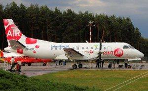 Saab_340_SprintAir_w_Porcie_Lotniczym_Zielona_Gora_Babimost