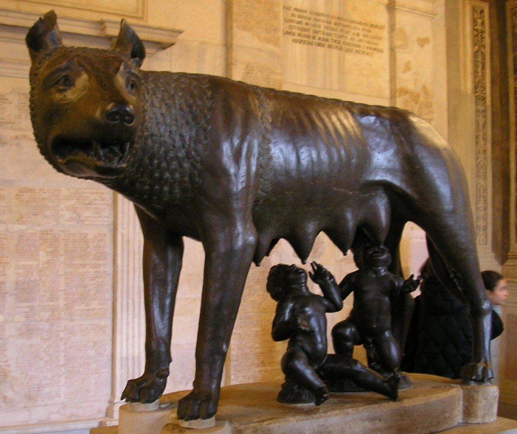 Capitoline wolf