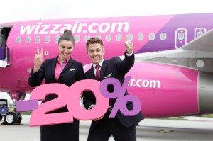 Zaloga samolotu Wizz