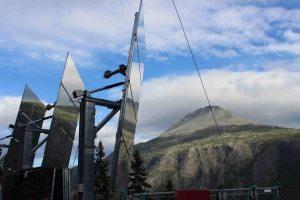 Norwegia_Rjukan_Solspeilet fot. Karl Martin Jakobsen