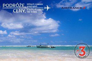 Bilety z upustem_Airfrance