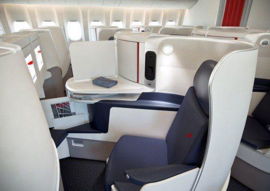 Klasa Biznes Air France_11