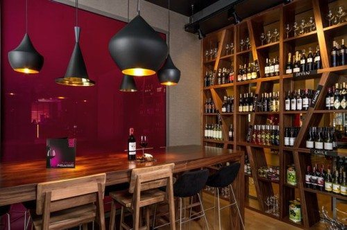 Winestone Mercure Warszawa Grand5