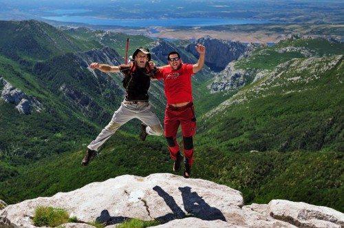 Velika Paklenica, Velebit