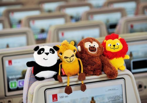 Emirates_fly_with_me_animal_travel_buddy_range_of_toys