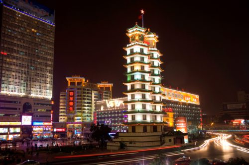 Emirates_erqi_square_district_zhengzhou