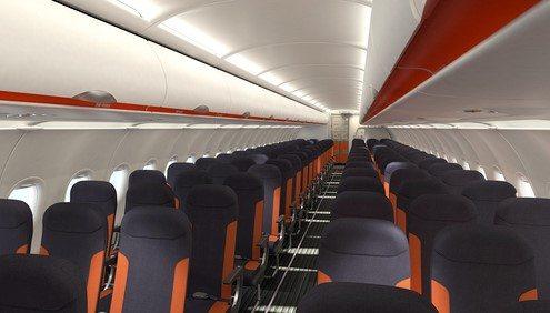 easyJet new A320