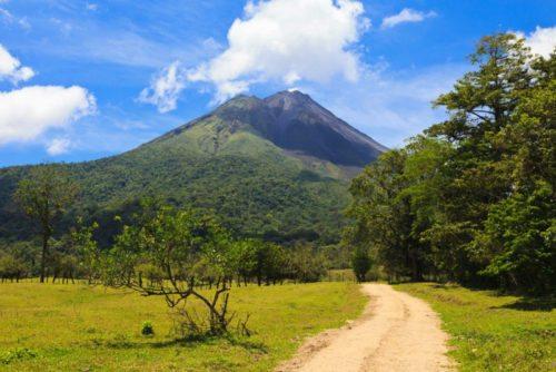 airfrance_kostaryka-wulkan